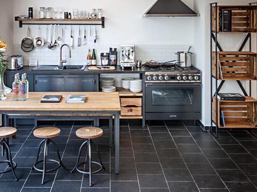 Noodles, Vintage Küchen aus Eisen, handgefertigt, Neu bei uns im Programm